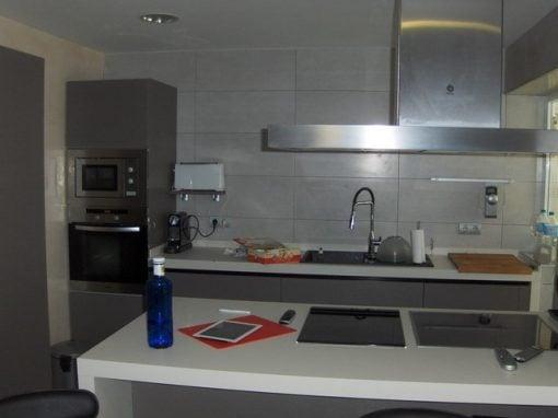 Капитальный ремонт кухни в Сан Педро де Алькантара