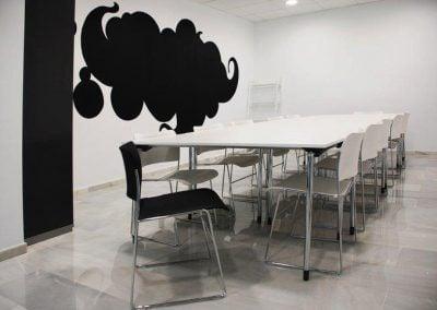Реконструкция офиса в Малаге