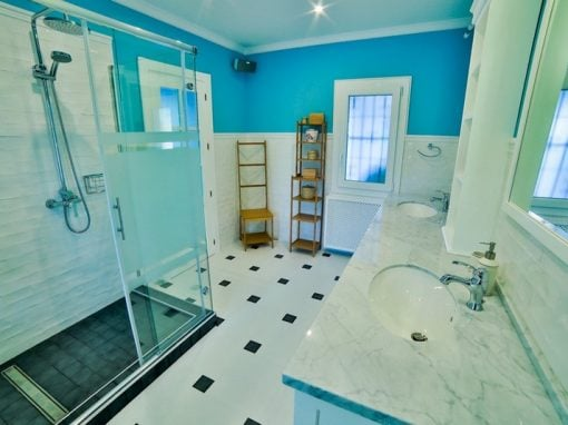Капитальный ремонт ванной комнаты в El Rosario